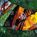 N5, Erde von Oben 2, 50x70 cm, 150 Euro