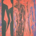 Verdeckte Beziehungen, 70x100 cm, d, 320 Euro